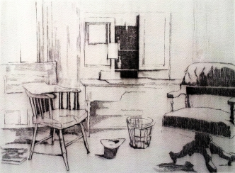 Drawing for Beginners, Image: J. Dayan 2012