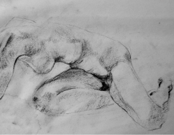 Jesse Dayan Life Drawing