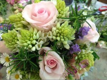 Floral Design course, Melbourne Art Class 2013