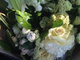 Bridal roses workshop