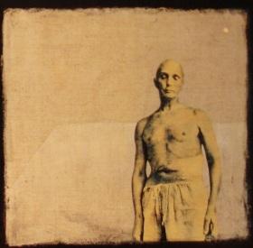 Hilmi Baskurt, Scars (detail), oil on linen