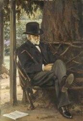 Portrait of Arthur Felton