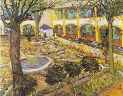 Garten de Hospitals, Vincent Van Gogh