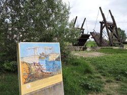 The Langlois Bridge, Vincent Van Gogh