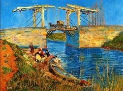 L'anglois Bridge, Vincent Van Gogh