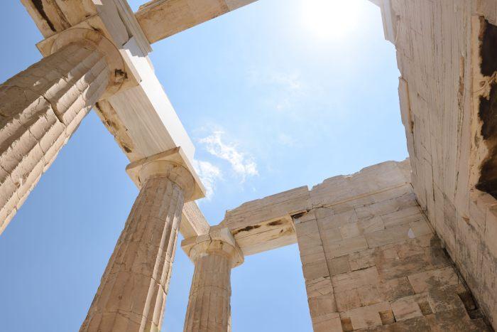 The Acropolis Athens, Greece Fenja Shaw 2015
