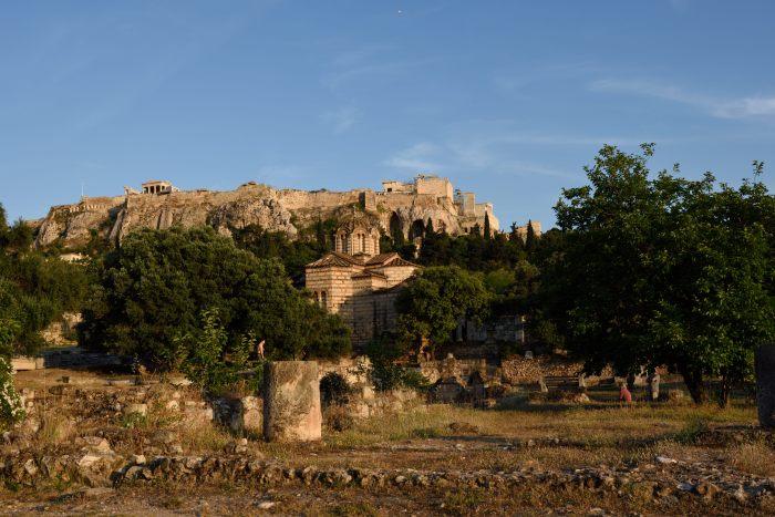 Ancient Agora Athens, Greece Fenja Shaw 2015