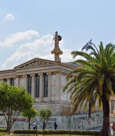 Panepistimio Athens, Greece Fenja Shaw 2015