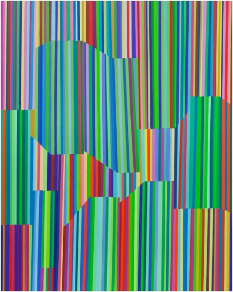 Melinda Harper, Untitled, 2013, oil on canvas, 153 x 122.5 cm, Private collection, Adelaide