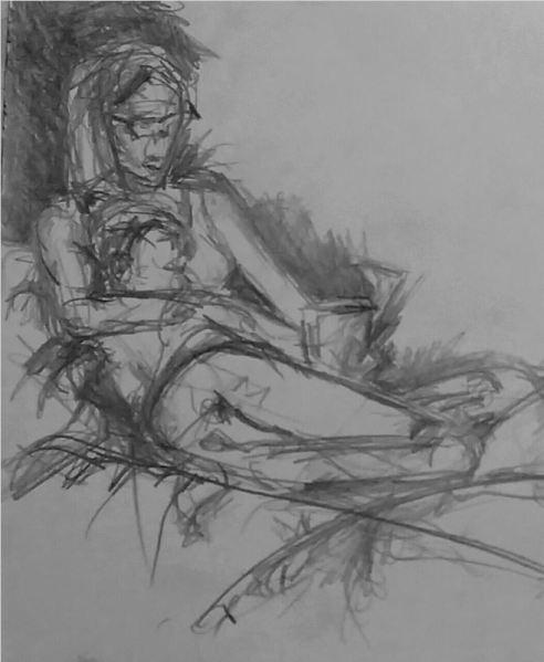 Moomin with Mummy, Ivana Lees